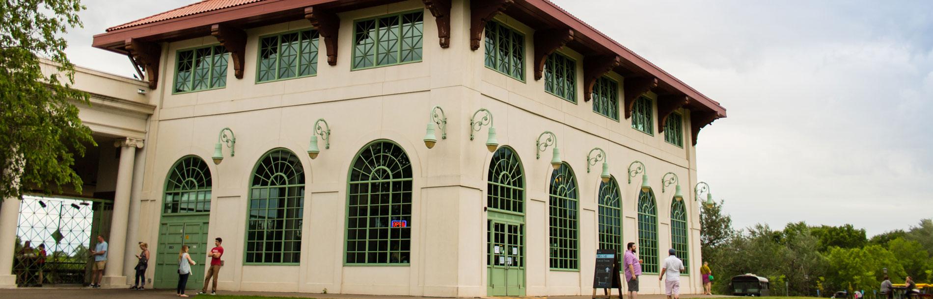 Como Lakeside Pavilion
